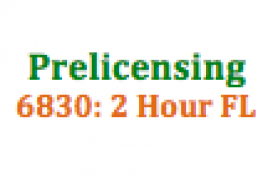 (03/27/2019 4pm-8pm EST) 6830: 2 Hour Florida SAFE: Requirements and Expectations