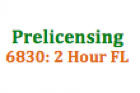 (04/10/2019 4pm-8pm EST) 6830: 2 Hour Florida SAFE: Requirements and Expectations